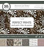 Perfect prints Stack Packs - Oxford (6x6 30 Assorted Sheets)