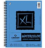 Canson XL Watercolor Pad 7 x 10, 30 Sheets