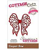 CottageCutz Elites Die - Elegant Bow