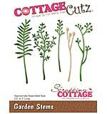 CottageCutz Die - Garden Stems, 2.5 To 3