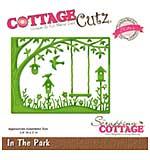 CottageCutz Elites Die - In The Park, 3.9x3