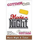 Cottagecutz Die - Movie Night and Ticket