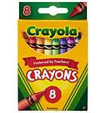 Crayola Crayons (8pk)