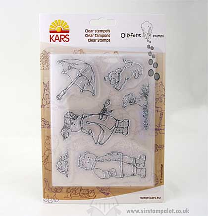 SO: Clear Stamps - Autumn 2