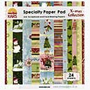 SO: Speciality 6x6 Paper Pad - Xmas Designs