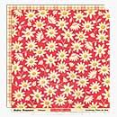 October Afternoon 12x12 Paper - Modern Homemaker - Clothes Pins