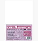 X-Press It - Copic Blending Card (125 sheets)