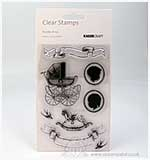 SO: Kaiser Craft - Clear Stamps - Bundle of Joy
