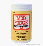 Mod Podge MATTE finish Glue 32FL OZ 946ML