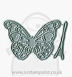 SO: Memory Box Cutting Dies - Pippi Butterfly