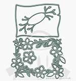 Memory Box Cutting Dies - Botanical Frame