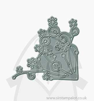 SO: Memory Box Cutting Dies - Snowflake Corner