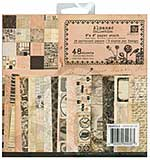 Prima 6x6 Paper Pad - Almanac Collection