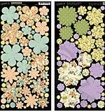 Graphic 45 - Secret Garden Collection - Flowers