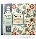 First Edition 12x12 Scrapbook Album - Neroli