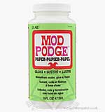 Mod Podge PAPER GLOSS Glue 16FL OZ 473ML