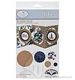 Elizabeth Craft Designs Cutting Dies - Accordion Circle Card