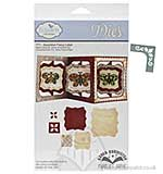 Elizabeth Craft Designs Cutting Dies - Accordion Fancy Label