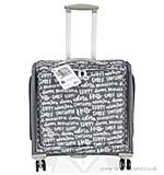 We R Memory Keepers - Crafters 360 Rolling Bag - Charcoal (1