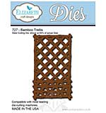 Elizabeth Craft Designs Cutting Dies - Bamboo Trellis