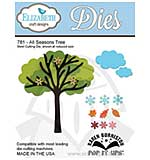Elizabeth Craft Designs Cutting Dies - All Seasons Tree