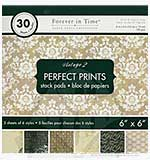 Forever in Time 6x6 Paper Pad - Vintage #2