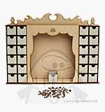 Candy Box Crafts - Theatre Style Advent Calendar