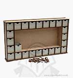 Candy Box Crafts - Rectangular Advent Calendar