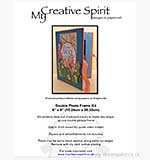 My Creative Spirit Double Photo Frame Kit