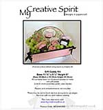 My Creative Spirit Gift Caddy Kit