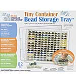 Elizabeth Wards Tiny Bead Storage Tray 13.75x10.5x2