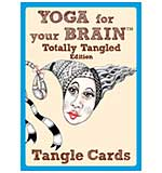 SO: Zentangle Training Cards - Totall Tangled Edition ( Yoga For Your Brain by Design Originals)