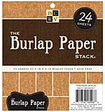 Specialty Stack 6x6 24pk - Burlap