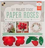 DCVW DIY Project Stack - Paper Roses