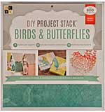 DCVW DIY Project Stack - Birds and Butterflies #2