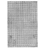 Dina Wakley Media Stencils 6x9 - Plastic Canvas