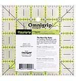 SO: Omnigrip Non-Slip Quilters Ruler - 5x5