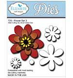 SO: Elizabeth Craft Designs Cutting Dies - Flower Set 3