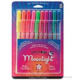 Gelly Roll Moonlight Bold Point Pens Set 10 Pack
