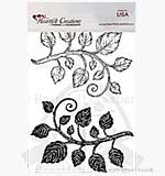 Heartfelt Creations Pre-cut Stamps - Classic Leaf set