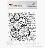 Heartfelt Creations Pre-cut Stamps - Majestic Collage
