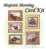 Heartfelt Creations Majestic Morning Card Kit