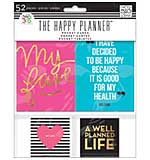 Create 365 Happy Planner Pocket Cards (52pk)