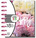 Create 365 - Peony Florals - 18 Month Planner 7.75x9.75