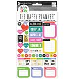 Create 365 Planner Stickers 5 Sheets Pkg - Everyday Reminders