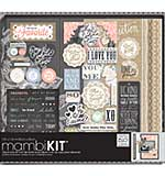 SO: Me and My Big Ideas Boxed Album Kit 12x12 - Lacey Charm