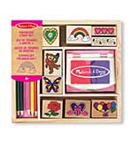 Melissa and Doug - Friendship Stamp Set