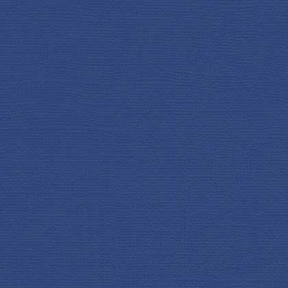 SO: My Colors Canvas 80lb Cover Weight Cardstock 12X12 - Commodore Blue