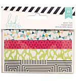 PRE: Project Life Washi Booklet 3 Sheets 23pk - Heidi Swapp