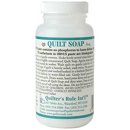 SO: Orvus Quilt Soap 8oz